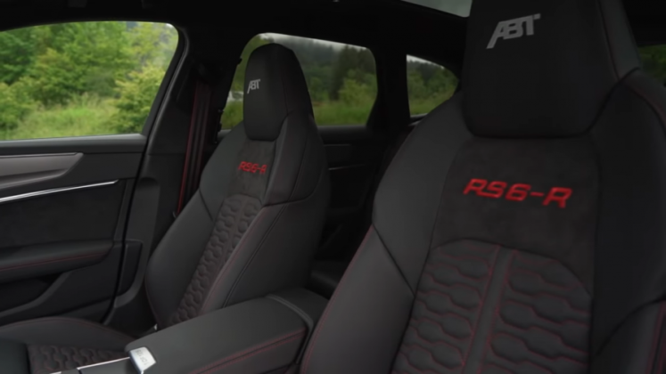 2021 Audi RS6 R Avant by ABT 7