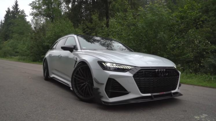2021 Audi RS6 R Avant by ABT