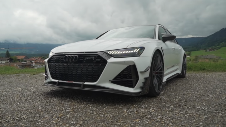 2021 Audi RS6 R Avant by ABT 8