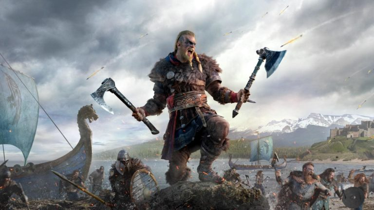 This leak reveals a mythological battle of Assassin's Creed Valhalla