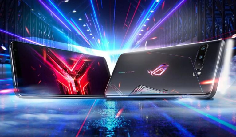 Asus ROG 3 Officially Revealed: 16 GB RAM, 144Hz 1ms 6.59″ OLED HDR screen, Snapdragon 865+