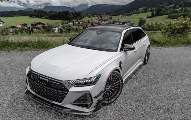 Meet the Audi RS6-R Avant by ABT which has 740 horsepower