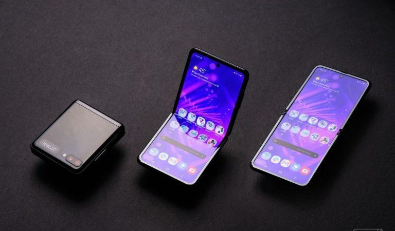 Galaxy Z Flip 5G Officially Revealed