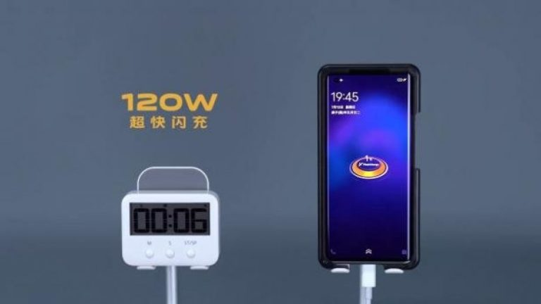 The fastest charger in the world arrives: Battery up to 100% in just 15 minutes