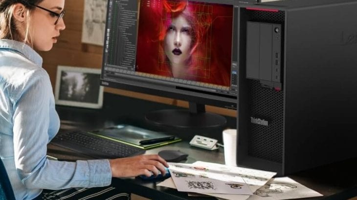 Lenovo and AMD revealed a monster computer with a monster processor