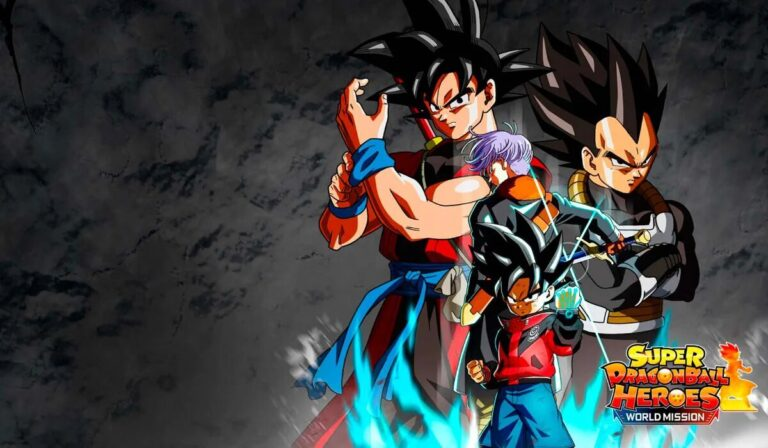 The new promo for Dragon Ball Heroes brings new looks of Janemba and more