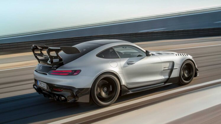 mercedes amg gt black series 2020