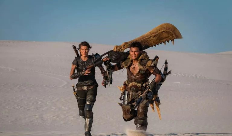 The Monster Hunter movie delayed to 2021