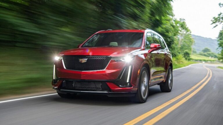 Cadillac XT6 Armored, The Safest Car in The World