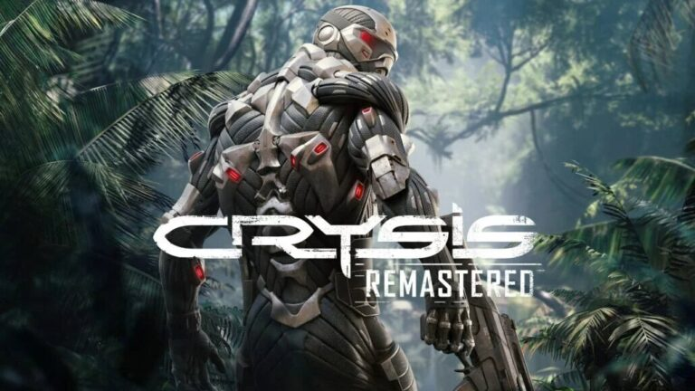 Crysis Remastered gets a launch date and improved graphics