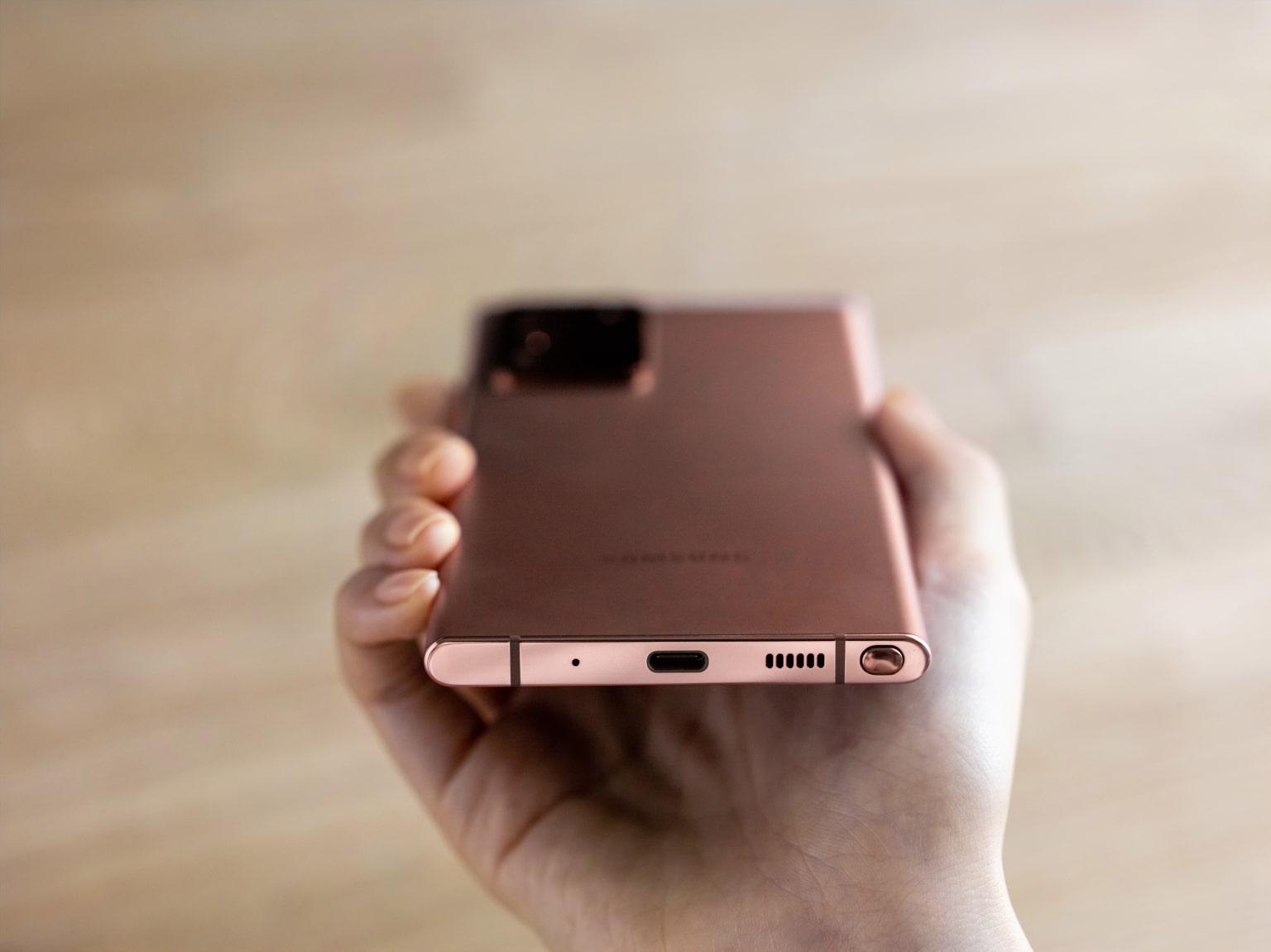 Galaxy Note20 Ultra Handheld min