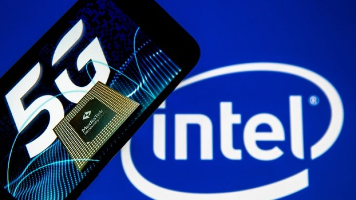 Intel in Partnership with MediaTek Revealed the First 5G Chip for Laptops