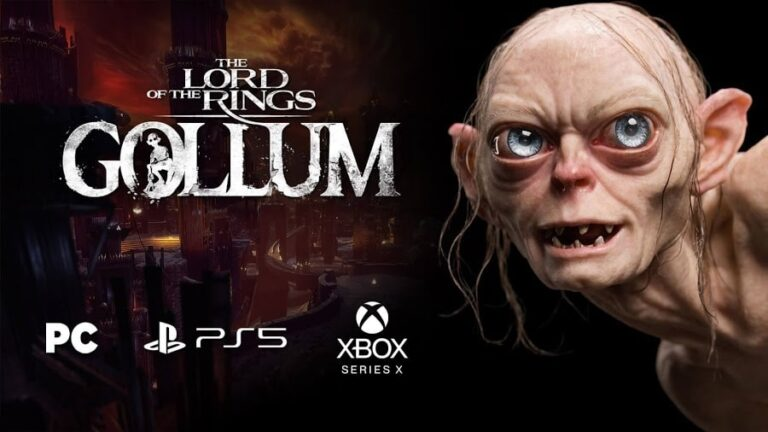 The Lord of The Rings: Gollum looks fantastic in this teaser