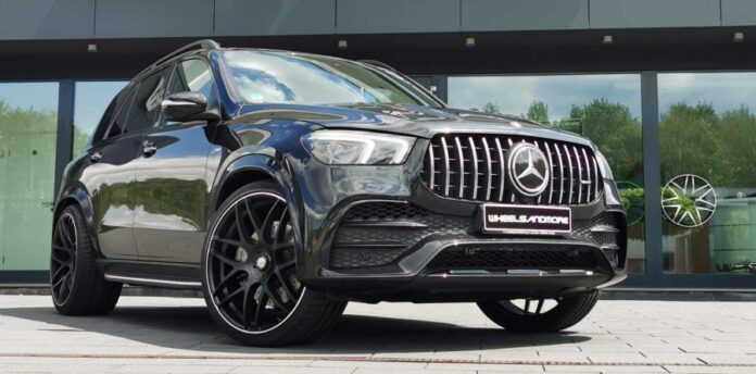Mercedes-AMG GLE63 S by Wheelsandmore