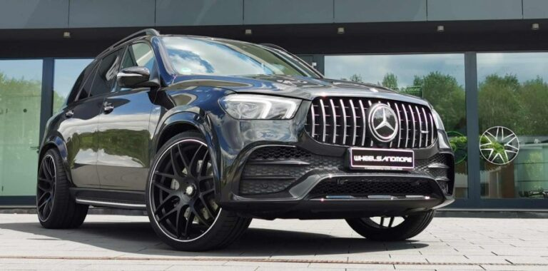 Mercedes-AMG GLE63 S by Wheelsandmore Gets 920HP