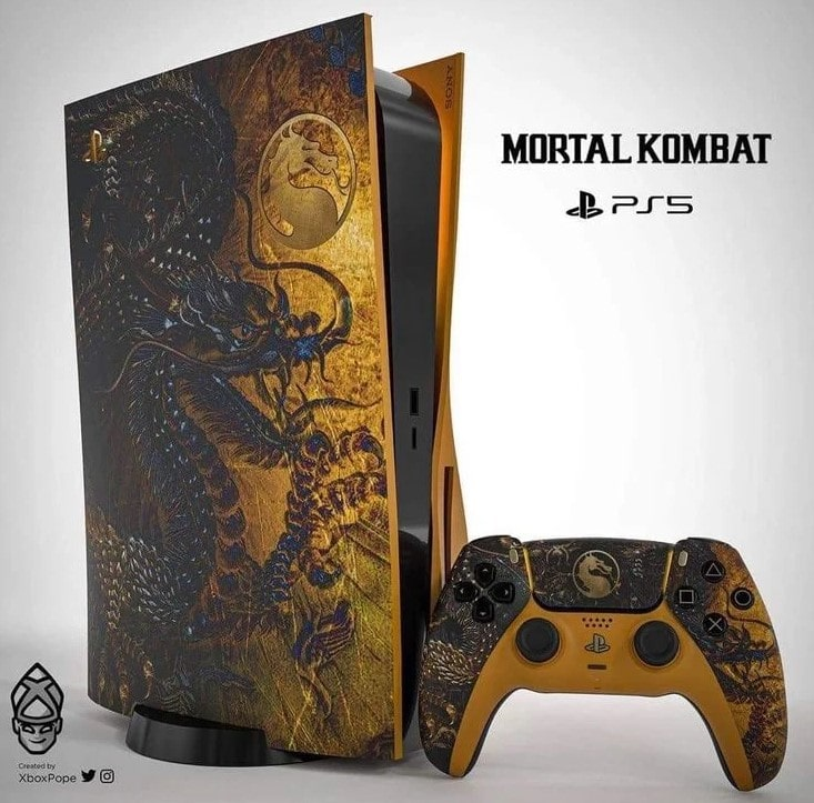 These PS5 skins will be the most beautiful thing you will see today
