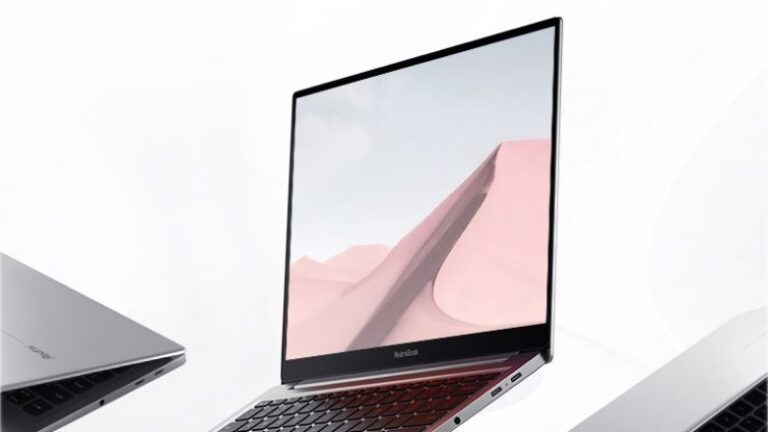 Xiaomi RedmiBook Air 13 Unveiled, Weighs Only 1kg And Can Go Up To 16GB RAM