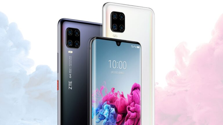 Axon 11: ZTE brings a 5G variant for the mid-range segment