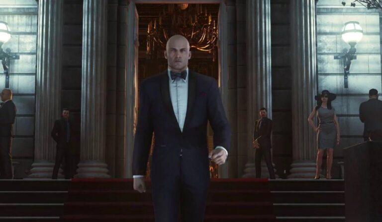 Get the Hitman and Shadowrun Collection for free now at Epic Games Store