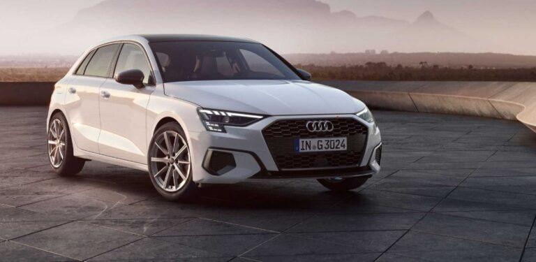 2020 Audi A3 Sportback 30 G-Tron unveiled