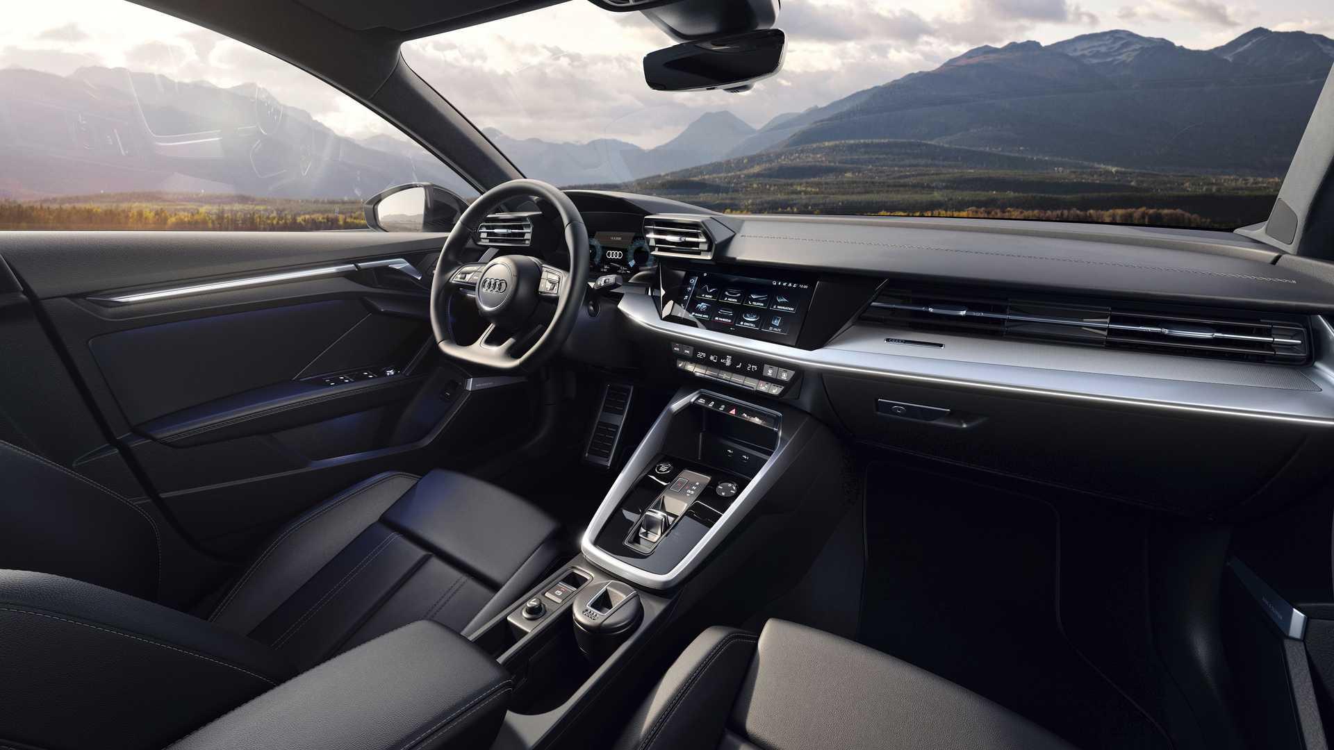 2020 Audi A3 Sportback 30 G-Tron unveiled • neoAdviser