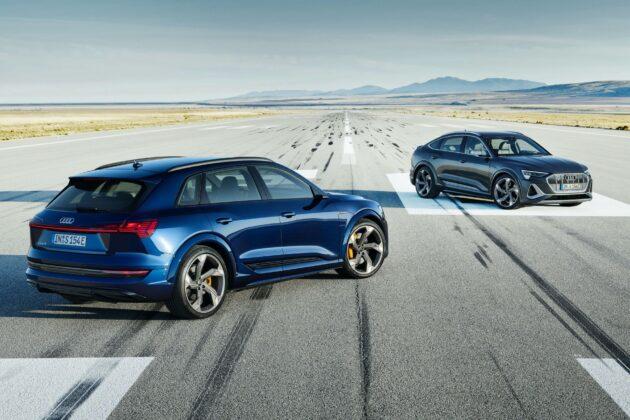 2021 Audi e tron S 1