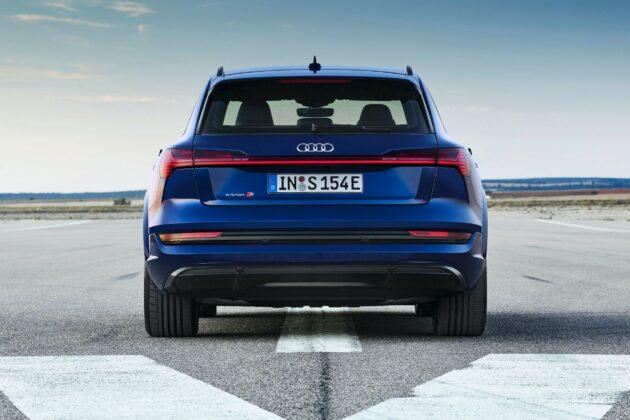 2021 Audi e tron S 4