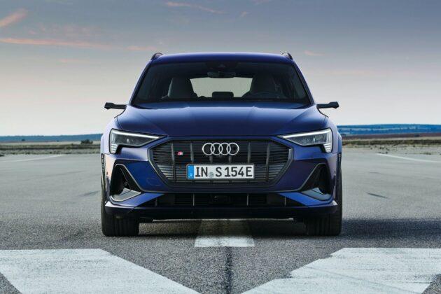 2021 Audi e tron S 5