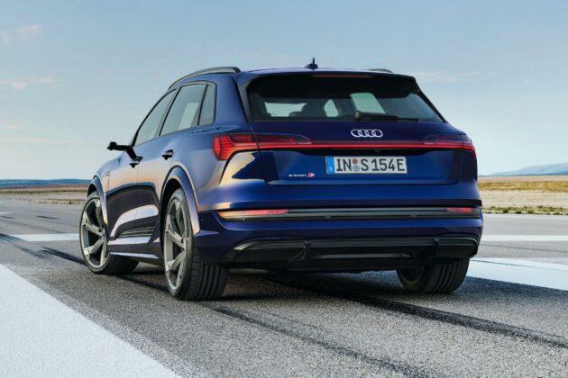 2021 Audi e tron S 6