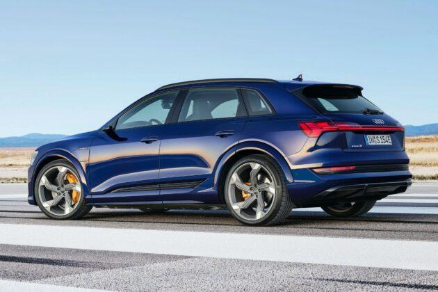 2021 Audi e tron S 7