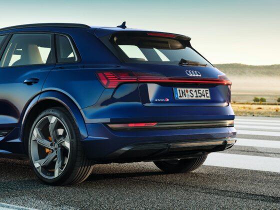 2021 Audi e tron S 9