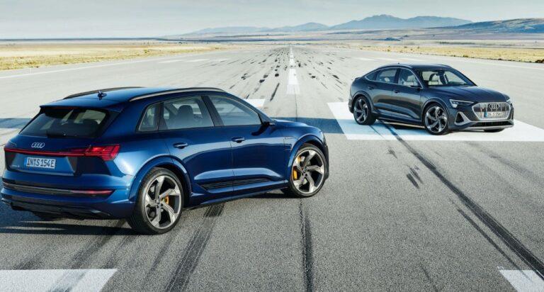 2021 Audi e-Tron S, e-Tron S Sportback Revealed