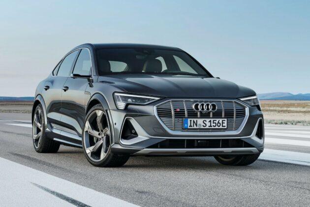 2021 Audi e tron S Sportback 1