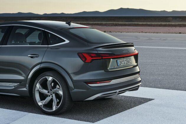 2021 Audi e tron S Sportback 5