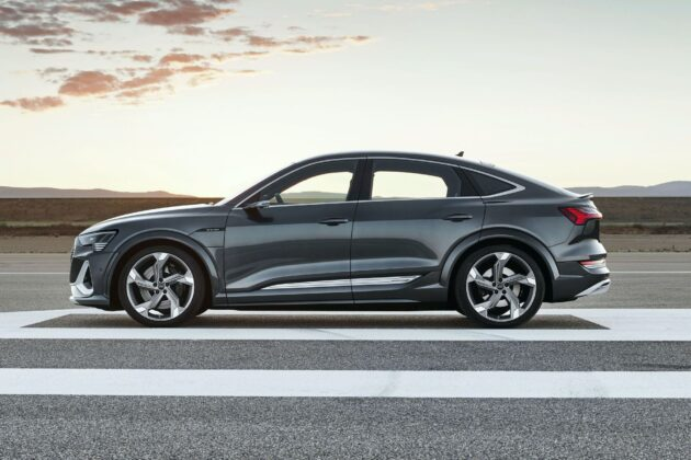 2021 Audi e tron S Sportback 7