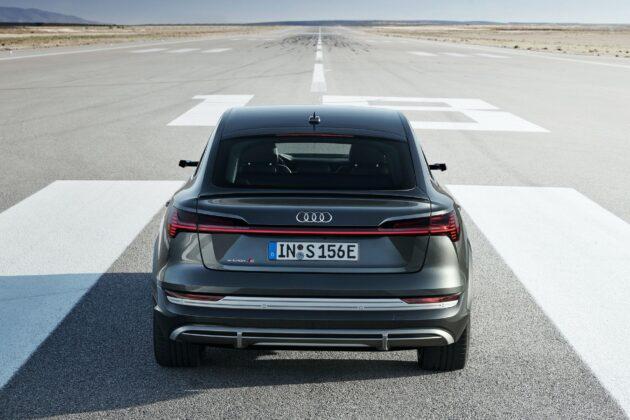 2021 Audi e tron S Sportback 9