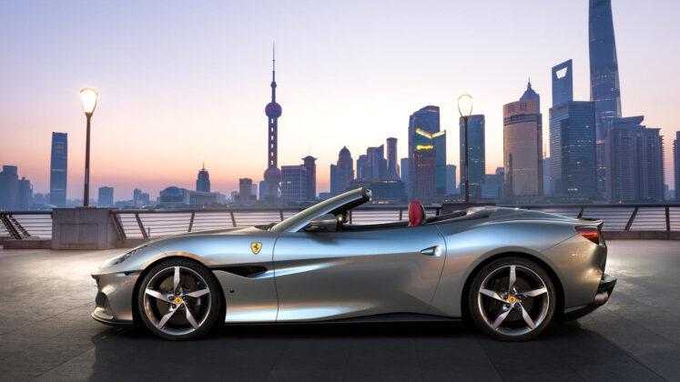 2021 Ferrari Portofino M 4