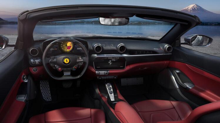 2021 Ferrari Portofino M 5
