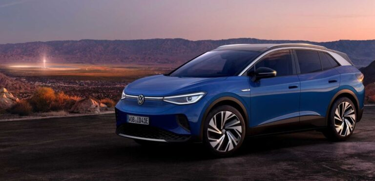 2021 Volkswagen ID.4 officially revealed