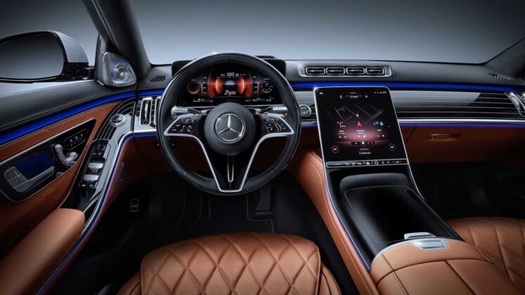2021 mercedes benz s class interior 1