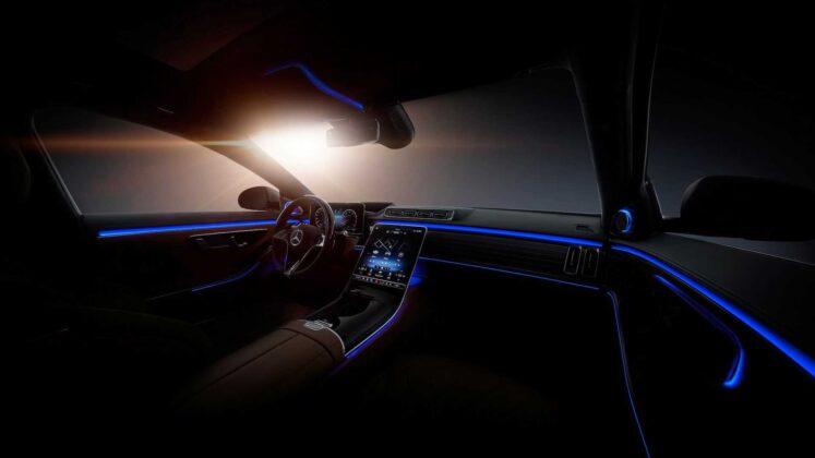 2021 mercedes benz s class interior 4