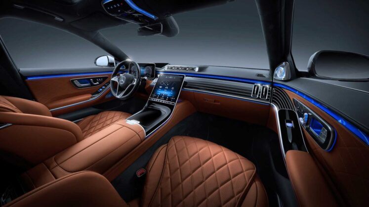 2021 mercedes benz s class interior 5