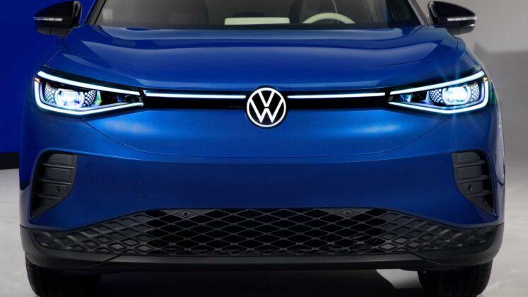 2021 volkswagen id.4 exterior front end