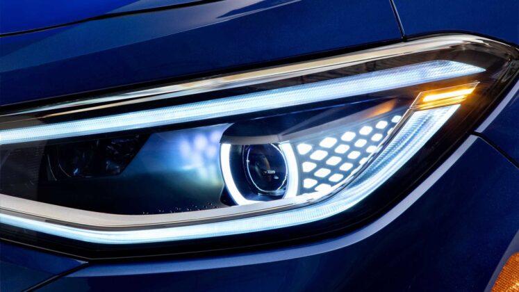 2021 volkswagen id.4 exterior headlight 1