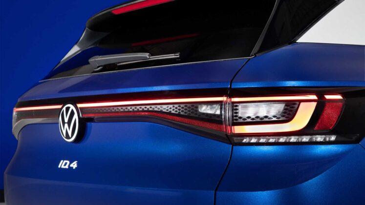 2021 volkswagen id.4 exterior taillights