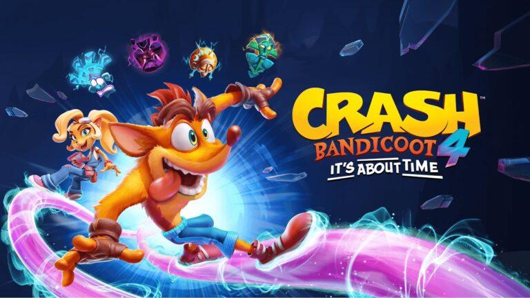Crash Bandicoot 4 first demo announced