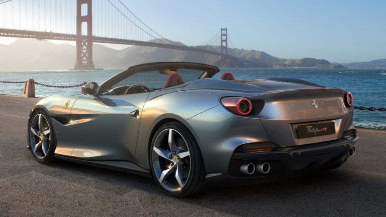 2021 Ferrari Portofino M with 612 Horsepower Arrives