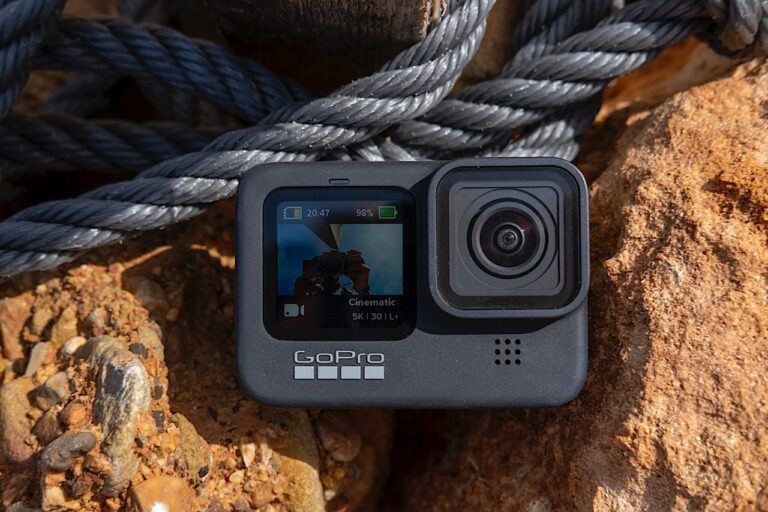 The GoPro Hero 9 Black is bigger and better in every way