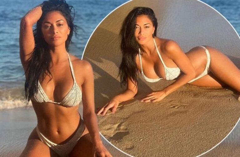 42 years old, but Nicole Scherzinger 'drives' crazy the network with the latest photos (Photo)