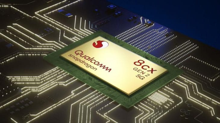 Qualcomm brings the best of smartphones into laptops with Snapdragon 8cx Gen 2 5G